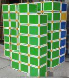 小学音乐凳价格 六面体彩色凳 加厚板材 设计巧妙 河北利伟体育
