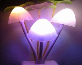 硅膠仿真蘑菇燈罩