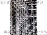 钢丝轧花网,振动筛筛网,镀锌钢丝网