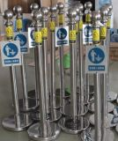 人体静电消除器 人体静电释放球,震霖消除静电设备