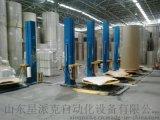纸卷缠绕包装机江苏造纸薄膜缠绕机