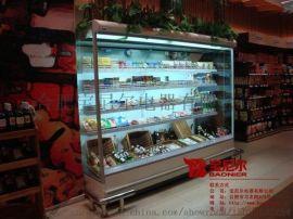 安徽金牌直銷超市便利店保鮮櫃冷櫃