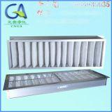 义乌专业品牌生产 G3 G4折叠式过滤器 空气过滤器报价单