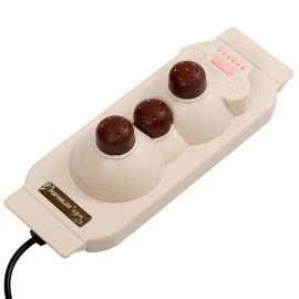 託瑪琳理療頭3球理療器手持熱療儀鍺石熱灸