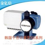 【韩国千世】KS系列计量泵加药泵(0~28.8L/H)