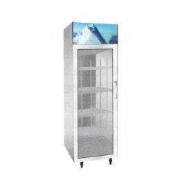 單大門陳列櫃(帶燈箱) 立式陳列櫃 大型商用 直冷