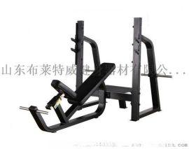 无缝管打造厂家直销奥林匹克上斜推举训练器