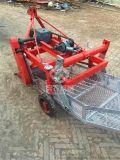 四轮拖拉机带花生收获机 农用花生收获机花生果采摘机花生摘果机