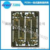 深圳宏力捷提供4层车载电源_控制电路板抄板打样_批量生产