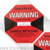 shockwatch防震标签红色50G