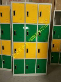 上海游乐场更衣柜 感应锁存放柜储物柜厂家