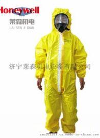 霍尼韦尔氯丁橡胶气密型化学防护服5436