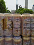 供應500毫升小麥王易拉罐啤酒