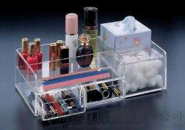 有机玻璃化妆品展示架 亚克力化妆品展示架 压克力洗面奶展示架