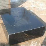 实验柜台面板花岗岩 天然黑色花岗岩耐高温耐腐蚀