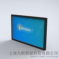 上海鬆江廠家直供壁掛42寸觸摸顯示器