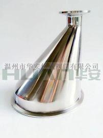 卫生级不锈钢偏心大小头,变径