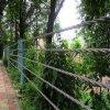 绳索护栏、绳索缆索护栏厂家、公路绳索护栏
