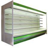 果店分体机水果风幕柜 水果冷柜 水果保鲜柜