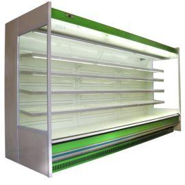 果店分體機水果風幕櫃 水果冷櫃 水果保鮮櫃