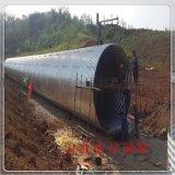 山西太原金屬波紋管碳素管高密度聚乙烯排污管