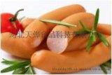 天燁制作臘腸提高切片性彈性黏合性不散原料方法
