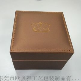 PU皮高档珠宝盒 首饰盒