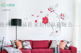 【免費加盟】牆景招商加盟,家裝牆景背景牆