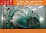 机器人耐高温防护罩、热喷涂机器人防护服制作