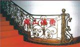酒店楼梯铁艺扶手护栏 铁艺栏杆