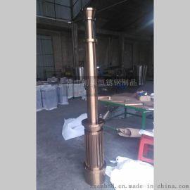定制 小不锈钢罗马立柱  商场不锈钢包柱(耐氧化 耐腐蚀)