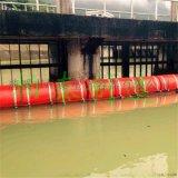 垃圾格挡浮筒水上拦污栅浮筒厂家
