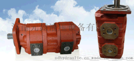 CBKP80/40龙工装载机液压齿轮油泵厂家价格