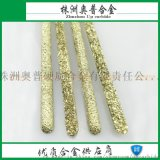供應YD焊條 狼牙棒合金焊條 耐磨件超硬硬質合金焊條