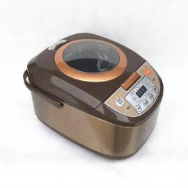 廠家直銷 天窗智慧預約電飯煲 5升多功能電飯鍋 小家電禮品批發