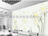 QX-2513背景墙浮雕效果打印机
