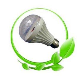 聲光控LED球泡燈