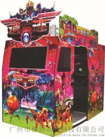 4D遺跡遊戲機 大型射擊遊戲機4D遺跡電玩遊戲機