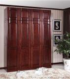 現代中式實木衣櫥禪意環保臥室實木家具