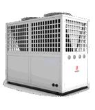 超低温型空气源热泵