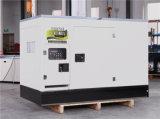 水冷12KW静音柴油发电机小型车辆用