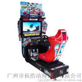 赛车游戏机 32寸环游赛车游戏机