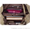 戴维娜个性休闲帆布超大容量手提包