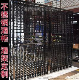 不锈钢酒柜简介与定制要求