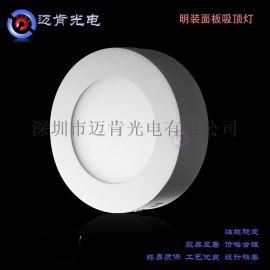 LED明装面板灯欧美流行节能环保家居照明灯具18W