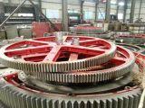 皮革机械大齿轮 皮革木制转鼓大齿轮配件