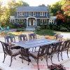 聖保羅鑄鋁桌椅 花園別墅休閒椅 戶外家具(KY-9118)