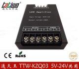 七彩放大器 RGB分控器 软灯条放大器 信号控制器 LED分控器