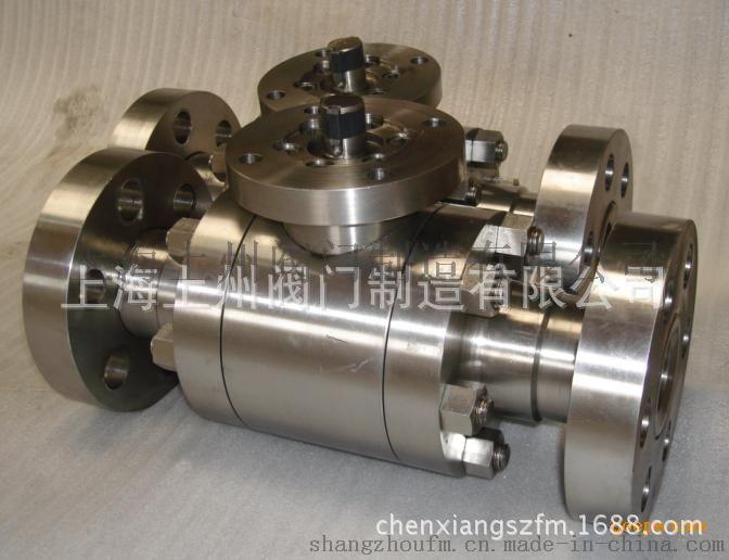 高温球阀、排污阀门专业生产供应厂家上海上州阀门