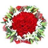 靜安區威海路大沽路石門二路鮮花店開業花籃生日愛情鮮花